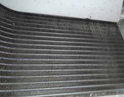 熱交換器 洗浄前