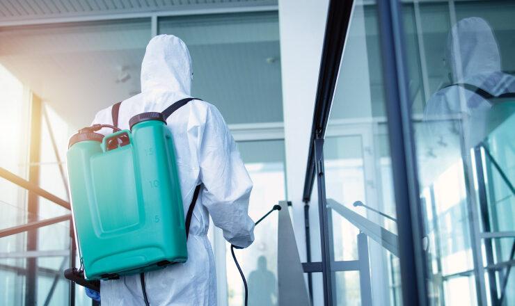 ニプラ除菌消毒サービス