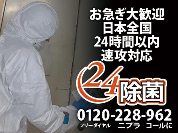 ニプラ 24時間緊急除菌消毒