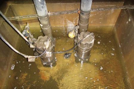 ニプラの給排水設備点検2